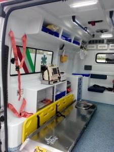 Defibrillatore pak12 noleggio usato